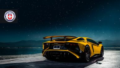 Lamborghini Aventador SV HRE Performance