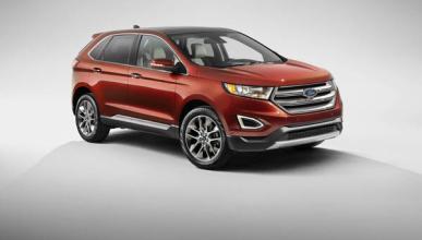 Ford Edge Vignale: ¡cazado en fase de pruebas!