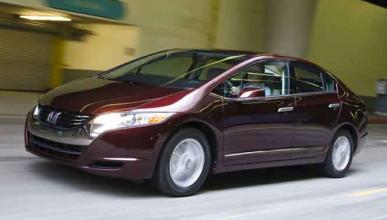 Honda va a hacer coches de hidrógeno