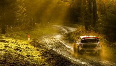 Vídeo: Dani Sordo prueba el Hyundai i20 WRC de 2016