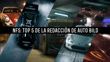 Need for Speed: el Top 5 de la redacción de AUTO BILD
