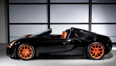 Pobre jeque, lo que han hecho unos vándalos a su Bugatti