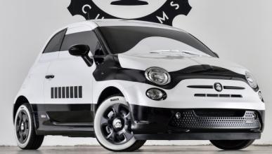 Un Fiat 500 de... 'La Guerra de las Galaxias'