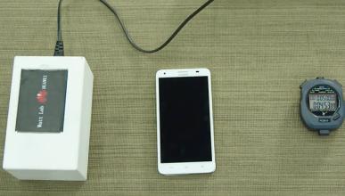 Huawei lanza una batería que se carga en dos minutos