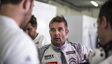 Loeb lamenta que Citroën no cuente con él para el WTCC