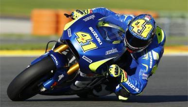 Aleix Espargaró se fractura una vértebra haciendo motocross