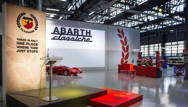 Abarth Classiche: mimo por los clásicos del escorpión