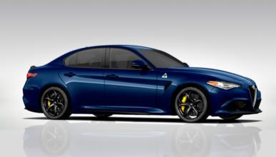 ¡Ya puedes crear el Alfa Romeo Giulia de tus sueños!