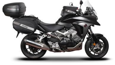 Shad presenta novedades en equipamiento para la moto