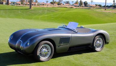 Sacan a la venta el Jaguar C-Type de Stirling Moss