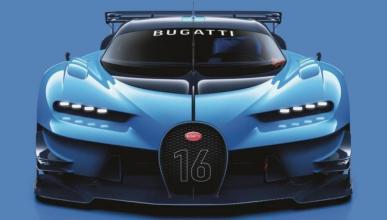 El Bugatti Chiron Targa podría llegar en 2018