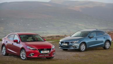 Mazda lanza un diésel de solo 99 g/km