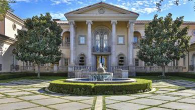 Mansion Britney Spears en California