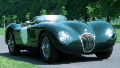 Este es el Jaguar C-Type más importante de la historia