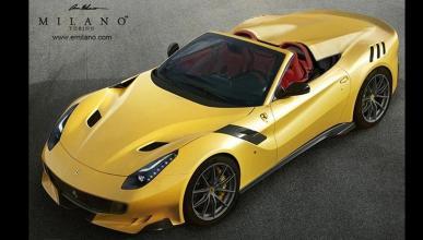 Ferrari F12tdf Aperta frontal