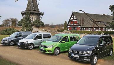 Volkswagen va a reducir el número de versiones y acabados