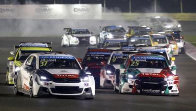 WTCC 2015, Qatar: López y Muller se reparten las victorias