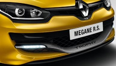 Renault Mégane RS 2017, apuesta por el 'downsizing'