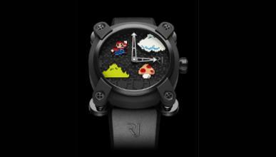 El reloj de Super Mario Bros que cuesta 18.000 euros