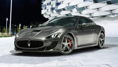 Llamada a revisión de Maserati por... ¿puertas voladoras?