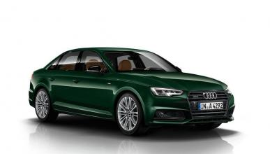 Audi A4 Verde Goodwood