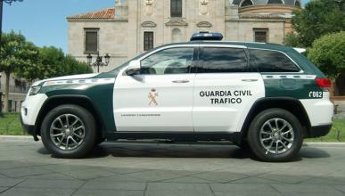La Guardia Civil utilizará Jeep y furgonetas Fiat