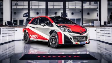 Toyota se plantea entrar en el WRC 2017 con tres coches