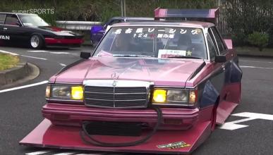 Vídeo: los coches deportivos japoneses más horteras