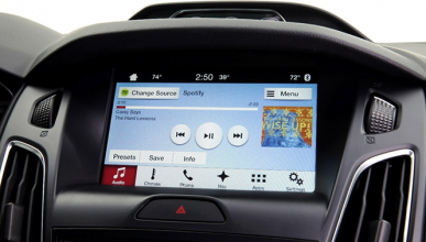 Siri Eyes Free de Apple para todos los Ford con SYNC 2