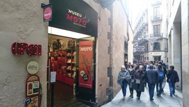 El Museo de la Moto de Barcelona inaugura nueva exposición
