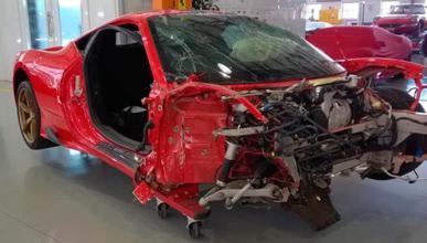 ¿Quién se compraría un Ferrari así?