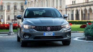 Fiat Tipo, ¿el nuevo coche de los Carabinieri?
