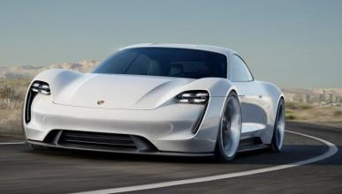 Porsche Mission E o Tesla Model S: duelo en el futuro