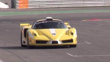 Ferrari Enzo ZXX Edo Competition: demasiado ruidoso...