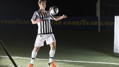 Goodyear y Juventus seguridad