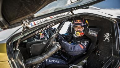 Loeb en el Dakar 2016: andar antes de echar a correr