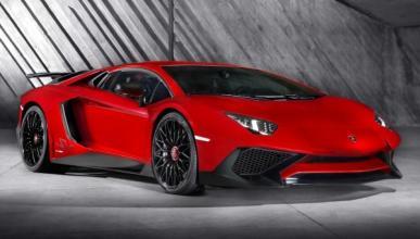 El Lamborghini Aventador no tendrá tracción trasera