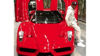 El Ferrari Enzo que fue de Mayweather, vendido