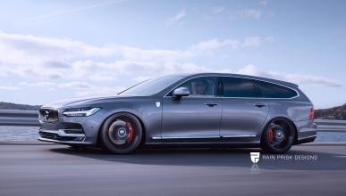 El misil de Volvo para batir al Audi RS6