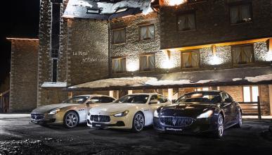 Maserati Winter Tour Baqueira Beret