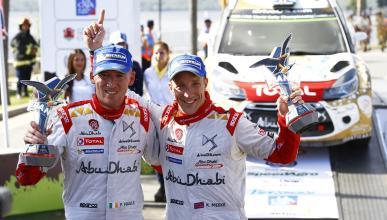 WRC: Kris Meeke renueva con Citroën por tres años