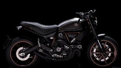 Ducati Scrambler Italia Independent, edición limitada