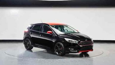 Ford presenta el Focus Red Edition y el Focus Black Edition