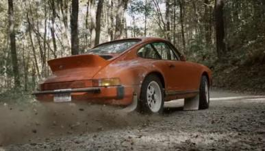 Porsche 911 Safari: diversión off-road