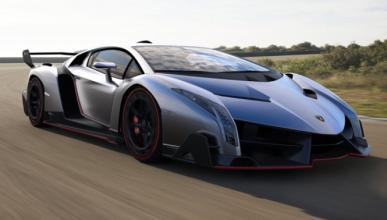 Más datos sobre el rival de Lamborghini para el LaFerrari