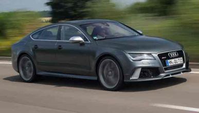 El Audi RS7 más 'cantoso', a la venta