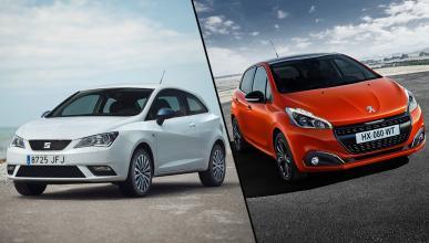 ¿Cuál es mejor, el Seat Ibiza o el Peugeot 208?