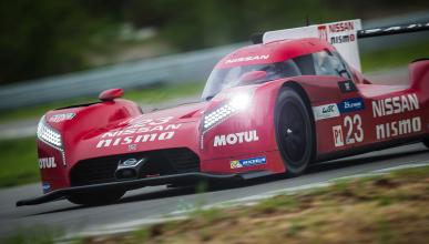 Nissan abandona el programa en LMP1 para 2016