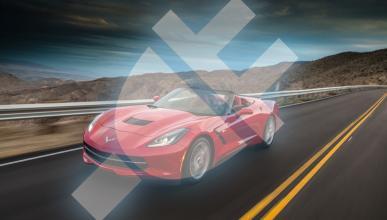 Un Corvette… ¿¡Cómo!?