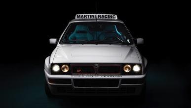 Lancia Delta HF Integrale frontal